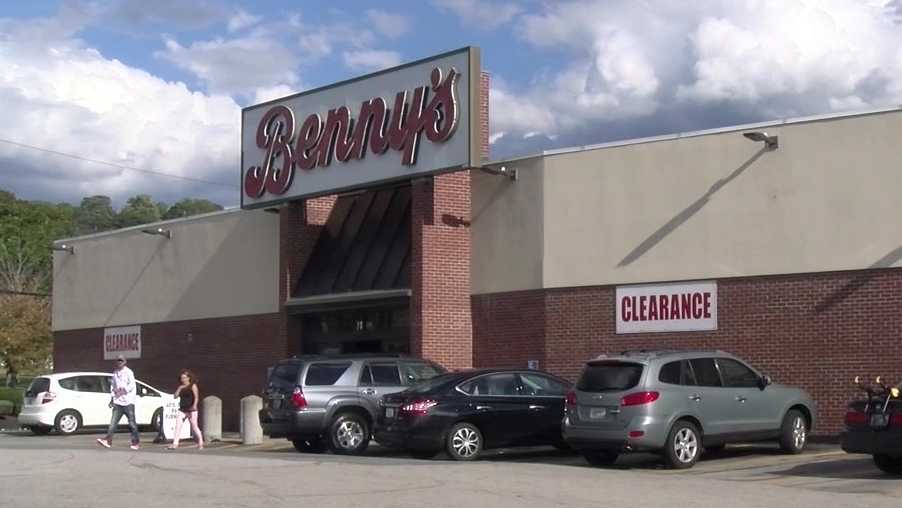 Benny's Store in Rhode Island