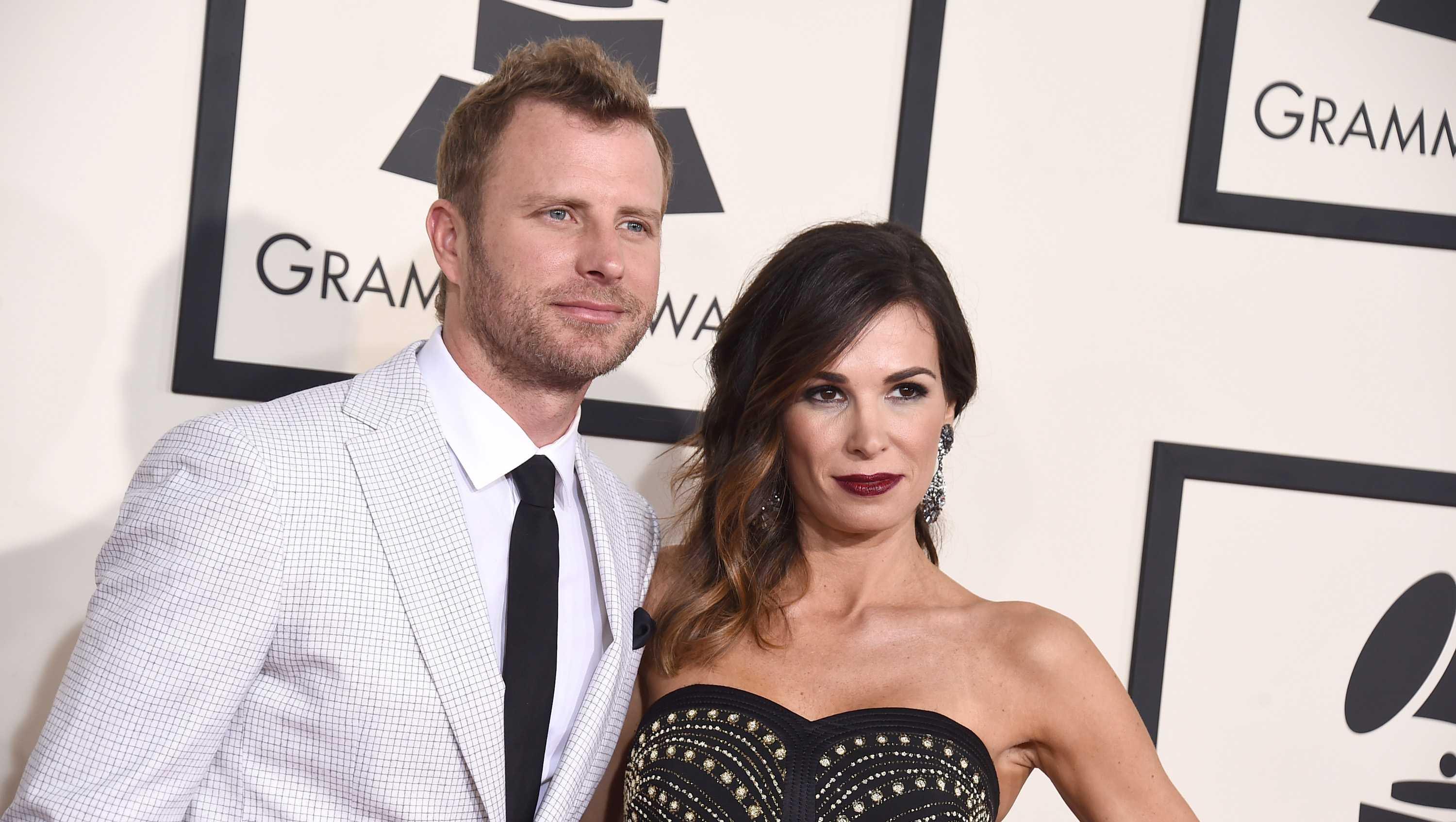 Dierks Bentley, left, and Cassidy Black Bentley