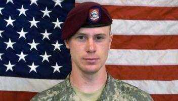 Former American prisoner of war Army Sgt. Bowe Bergdahl