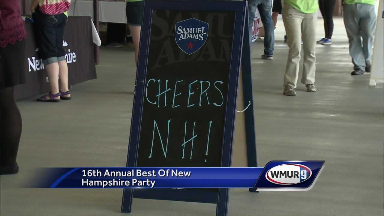 16th-annual Best of NH party held in Manchester