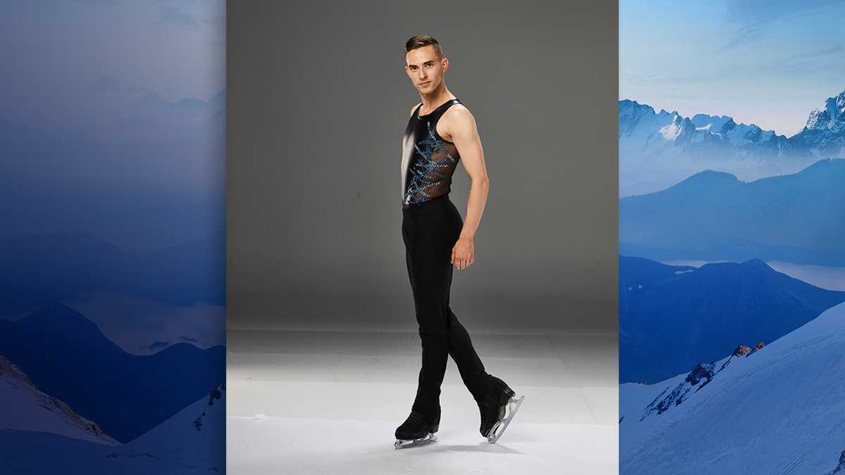 Adam Rippon, Openly Gay Ice Skater, Refuses Pence Meeting