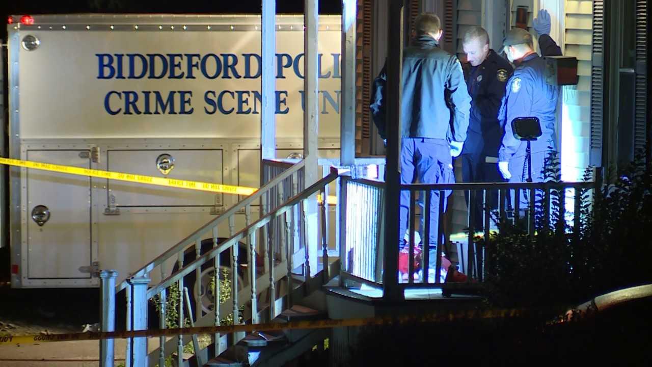 Biddeford incident