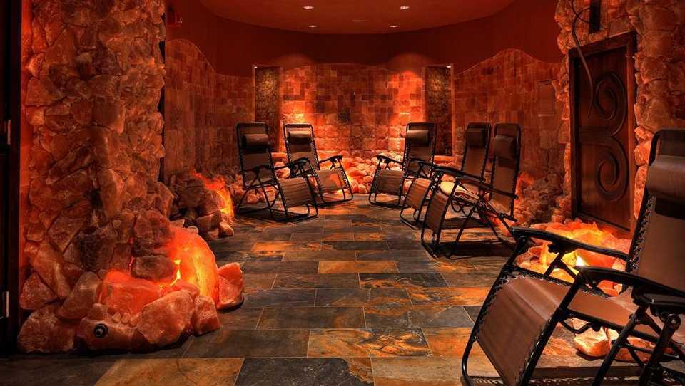 6. Bien Soigné Salt Cave Spa in Salem