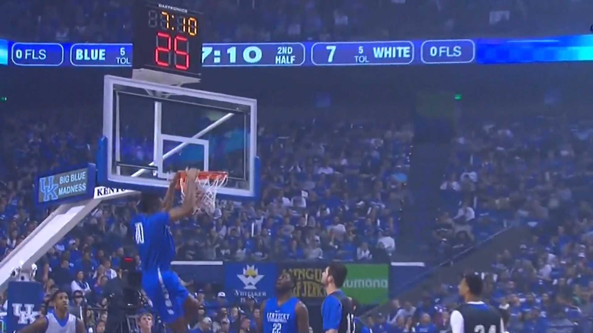 Big Blue Madness officially starts UK basketball season - Louisville news - NewsLocker
