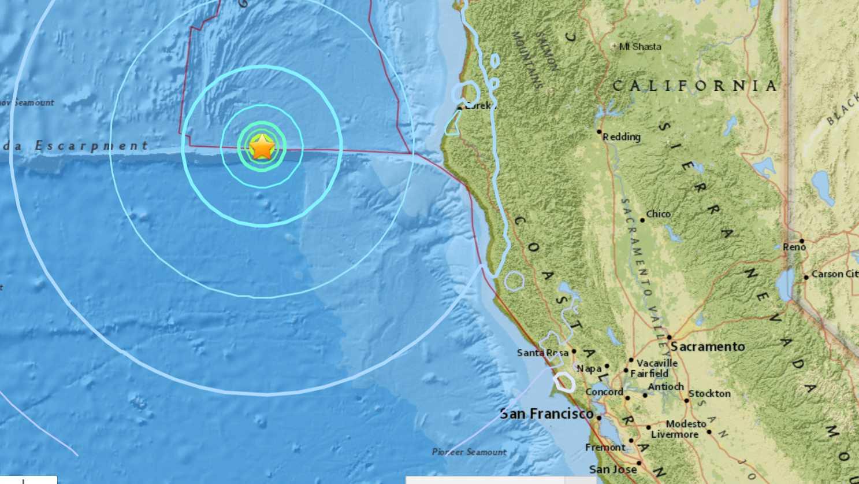 5.7-magnitude earthquake