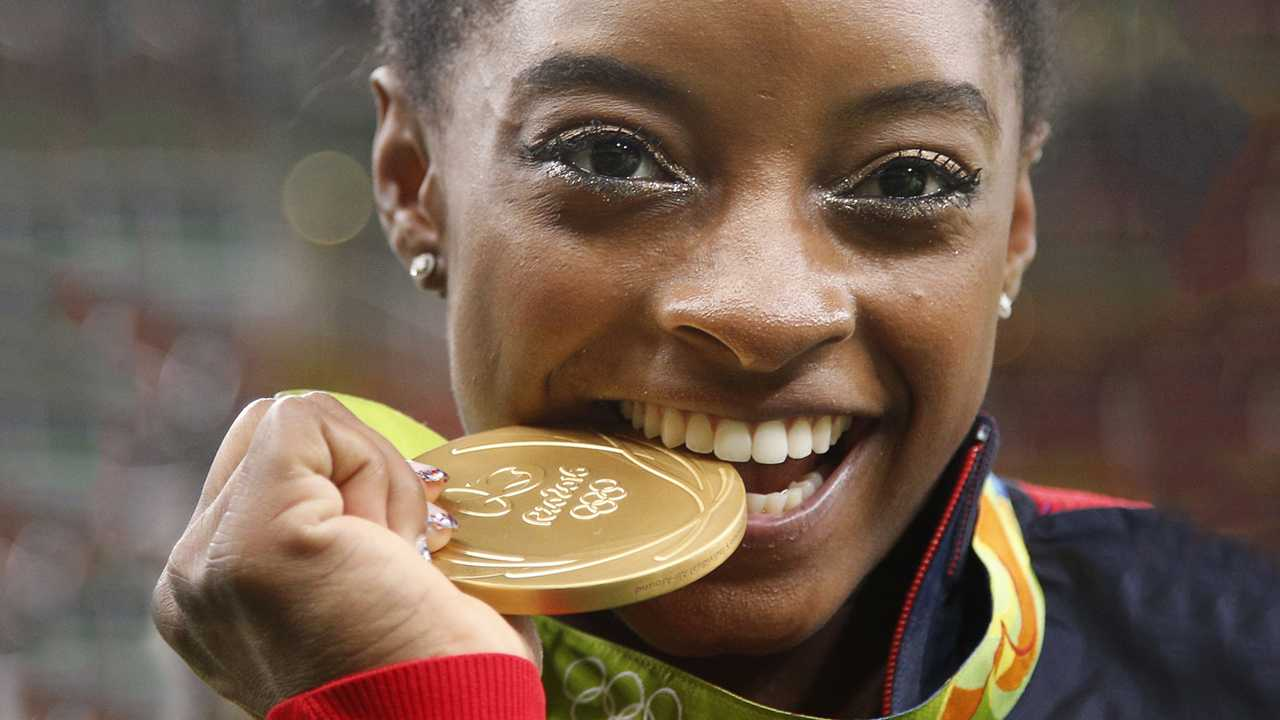 Olympic Gold Medalist Simone Biles To Release Autobiography This Fall