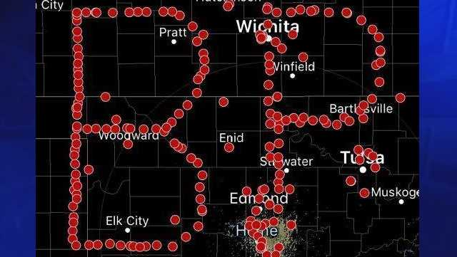 Bill Paxton storm chasers' tribute on Sunday, Feb. 26, 2017