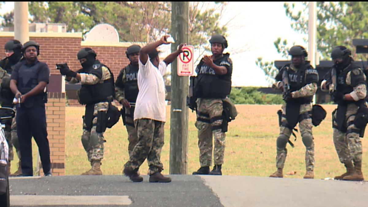 Birmingham hostage situation