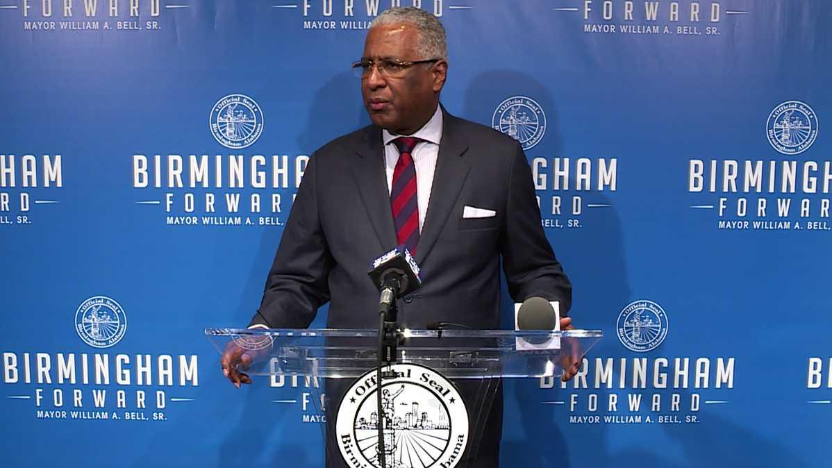 Birmingham Mayor William Bell