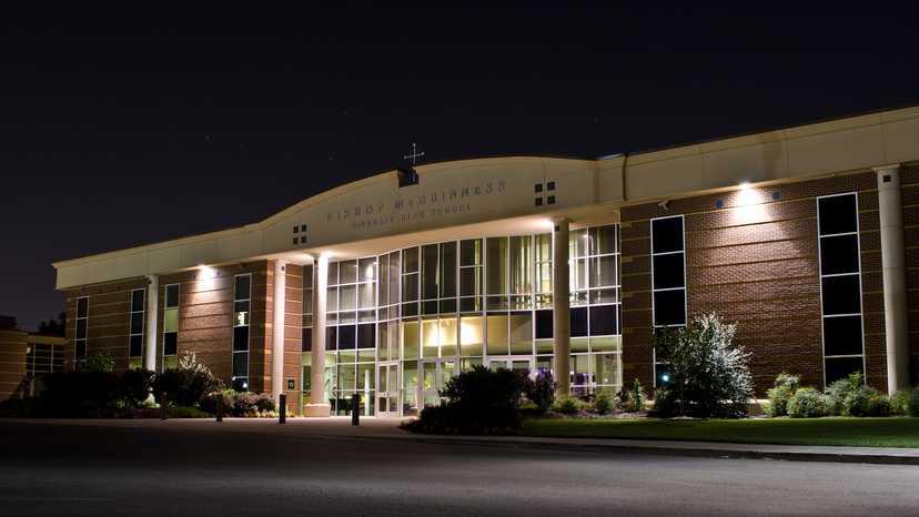 Bishop McGuinness Catholic High School