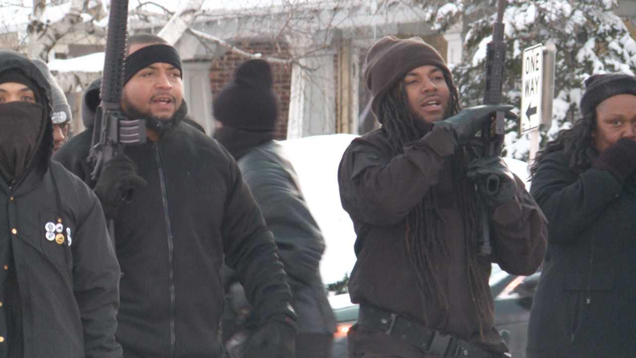 Black Panthers, Sherman Park