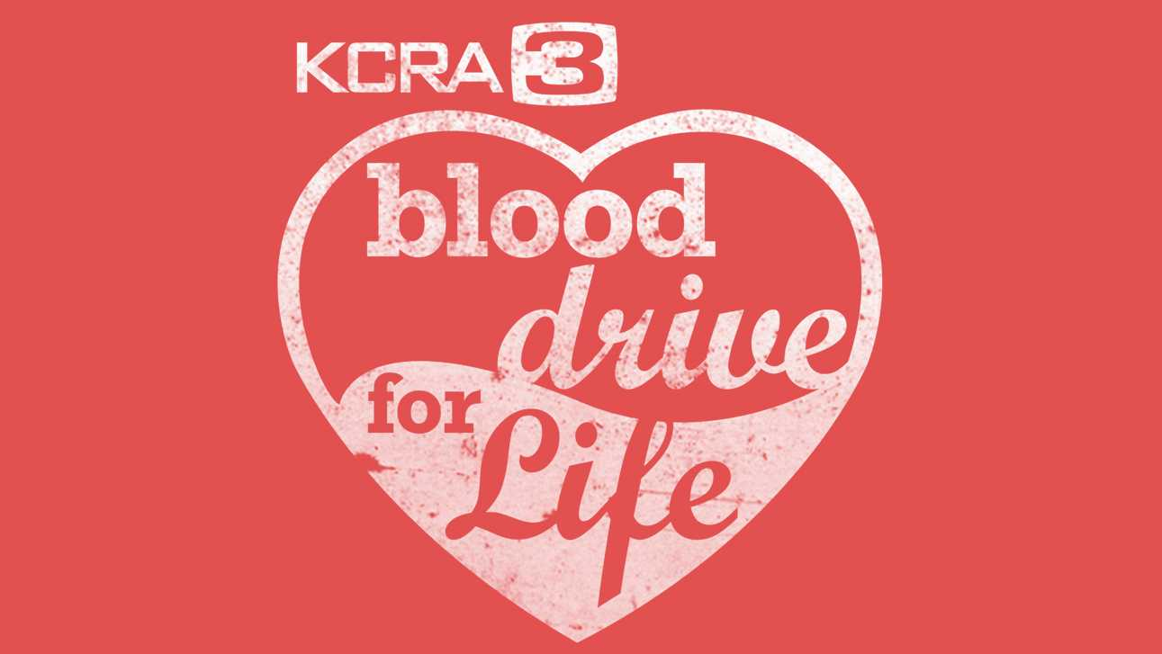 Blood Drive for Life 2017 logo