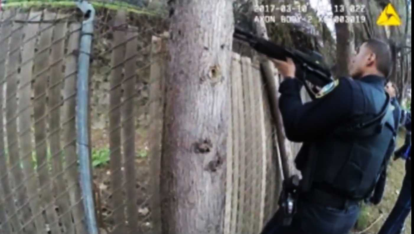 officer-involved shooting body camera