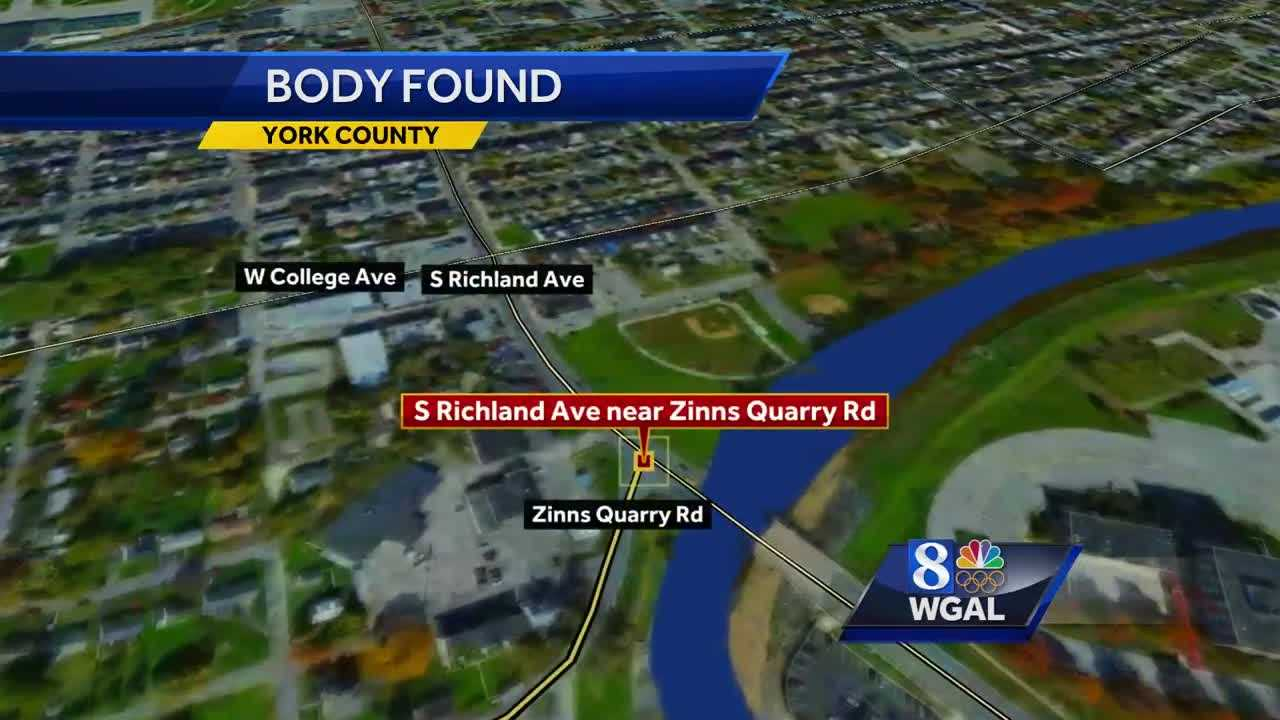 Body found in York County