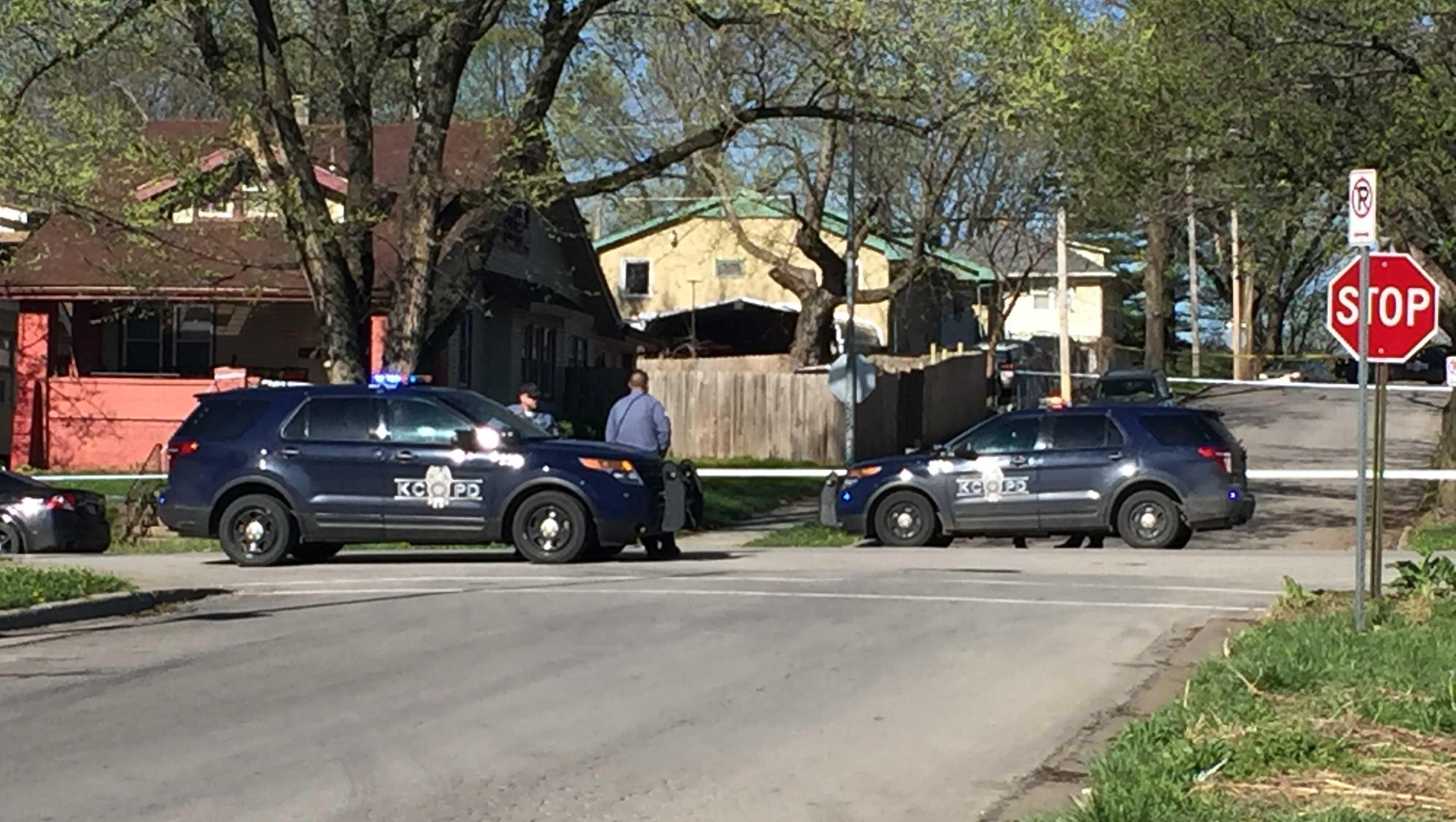 Body in northeast KC, Van Brunt Boulevard, Independence Avenue