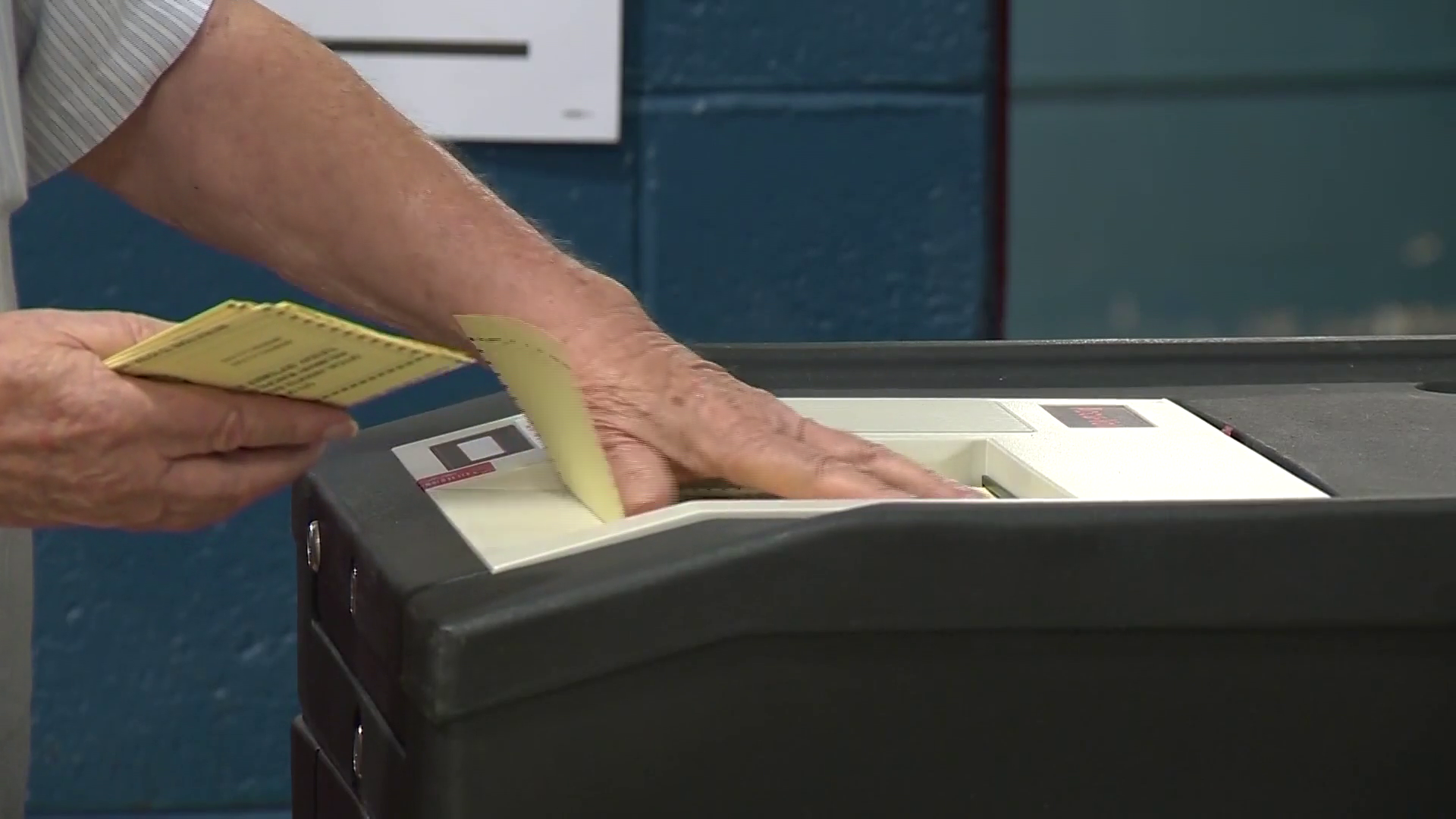 Boston election voting
