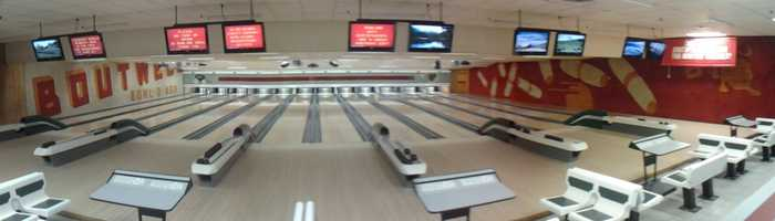 Boutwell's Bowling Center in Concord