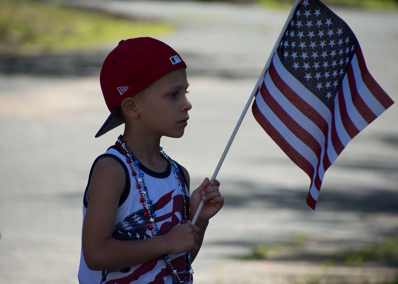 Boxford July 4th parade 2017