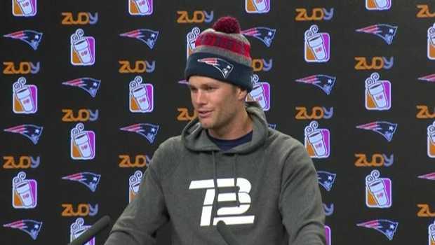 Tom Brady talks politics