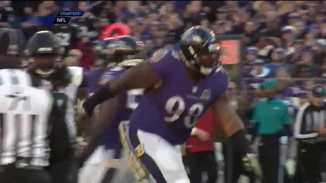 Ravens NT Brandon Williams