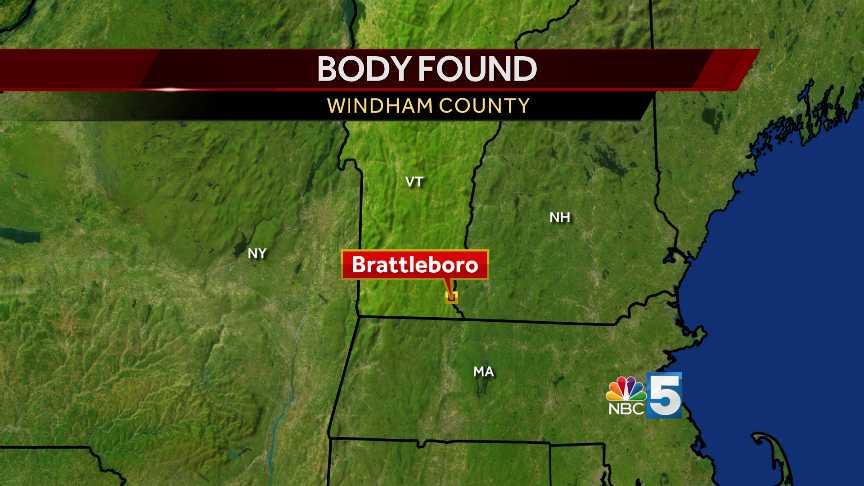 Police investigate body found in Brattleboro
