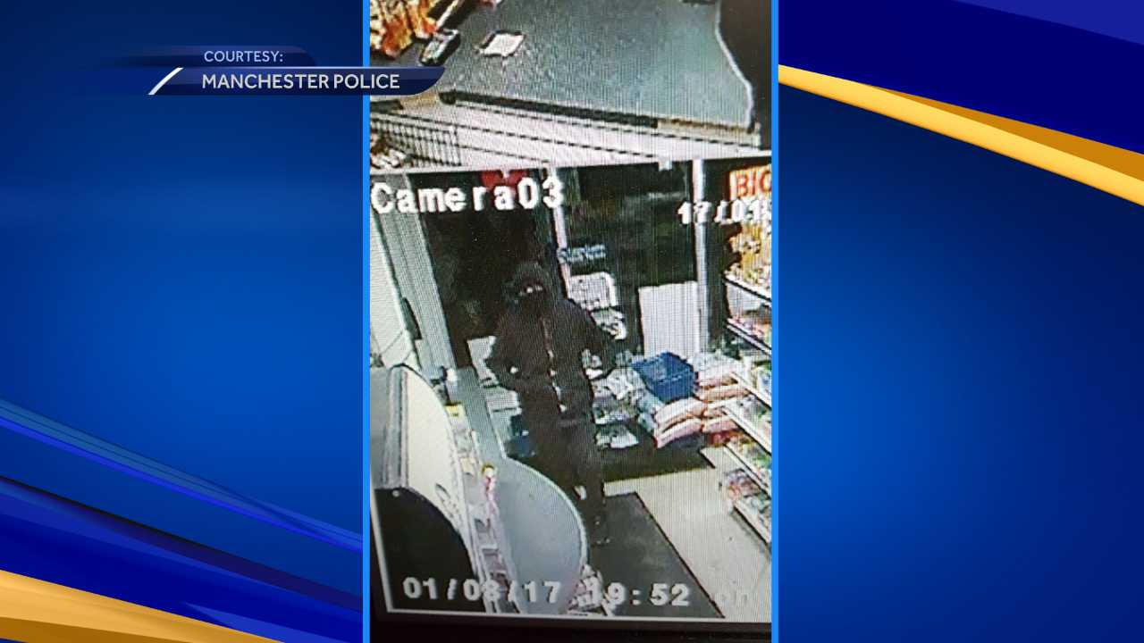 Suspect robbed Bremer Street Food Mart at gunpoint