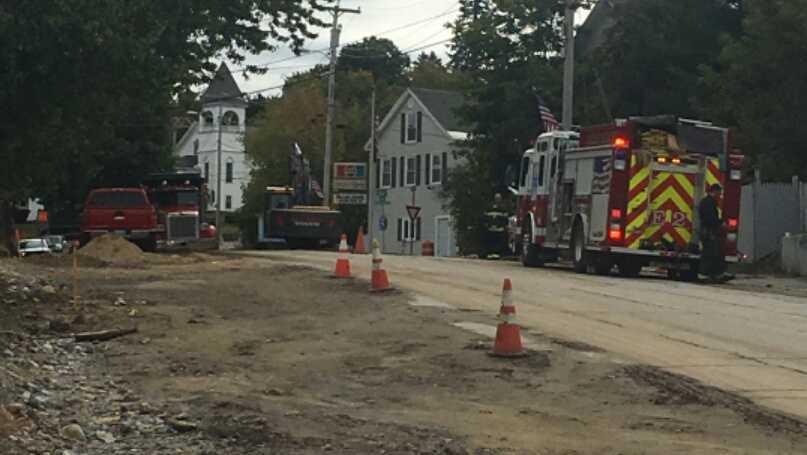 Auburn gas leak