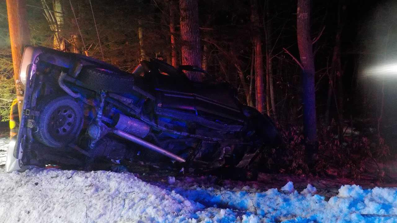 Brookfield crash