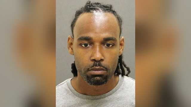 This undated photo provided by the Baltimore Police Department shows Francois Browne. Browne, who spent almost three years in prison for his son's death has now been accused in the death of his girlfriend's son. Baltimore police tell news outlets Browne was charged Saturday, July 21, 2018, with murder in the death of 18-month-old Zaray Gray.