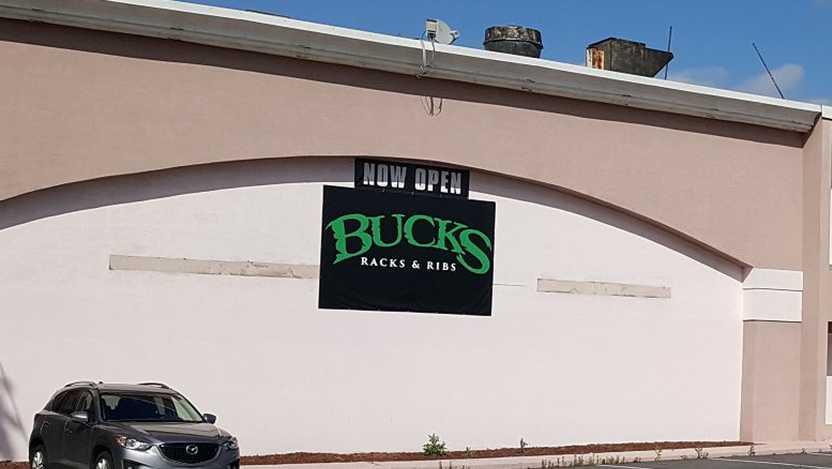 Bucks Racks and Ribs