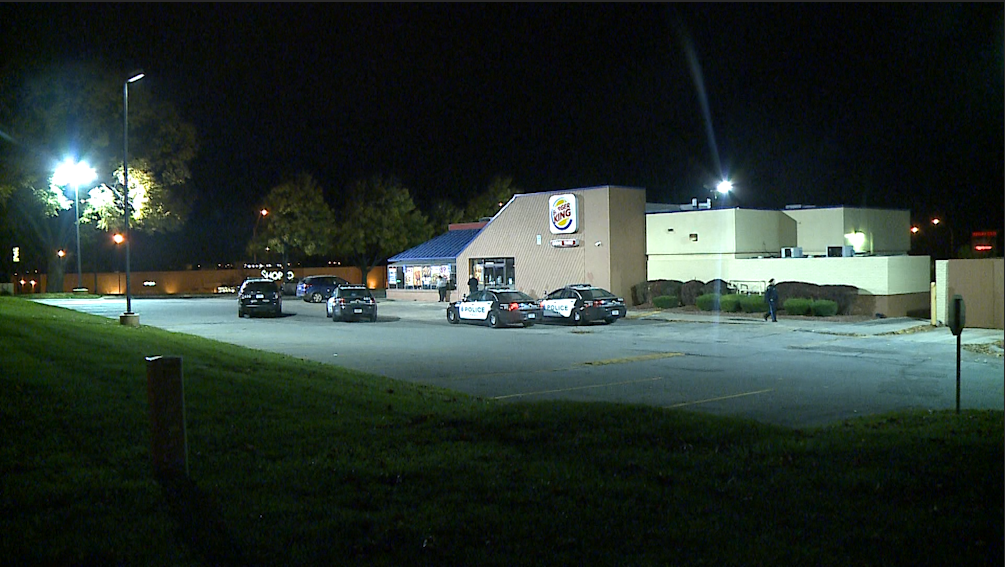 144th W Dodge Burger King Robbery