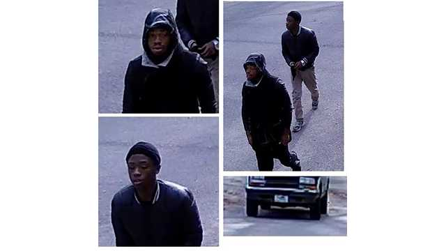 Pikesville burglary suspects