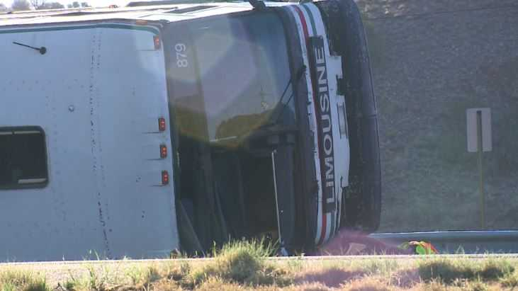 Sandoval County Sheriff's Office deadly bus crash report being reviewed