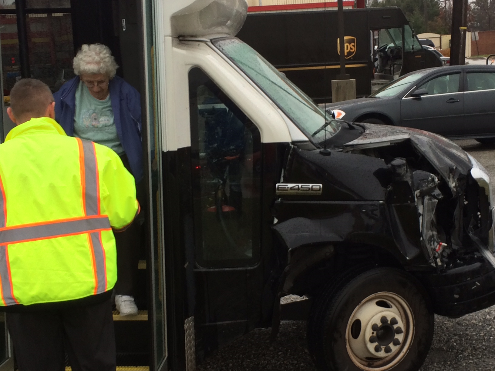 York bus crash