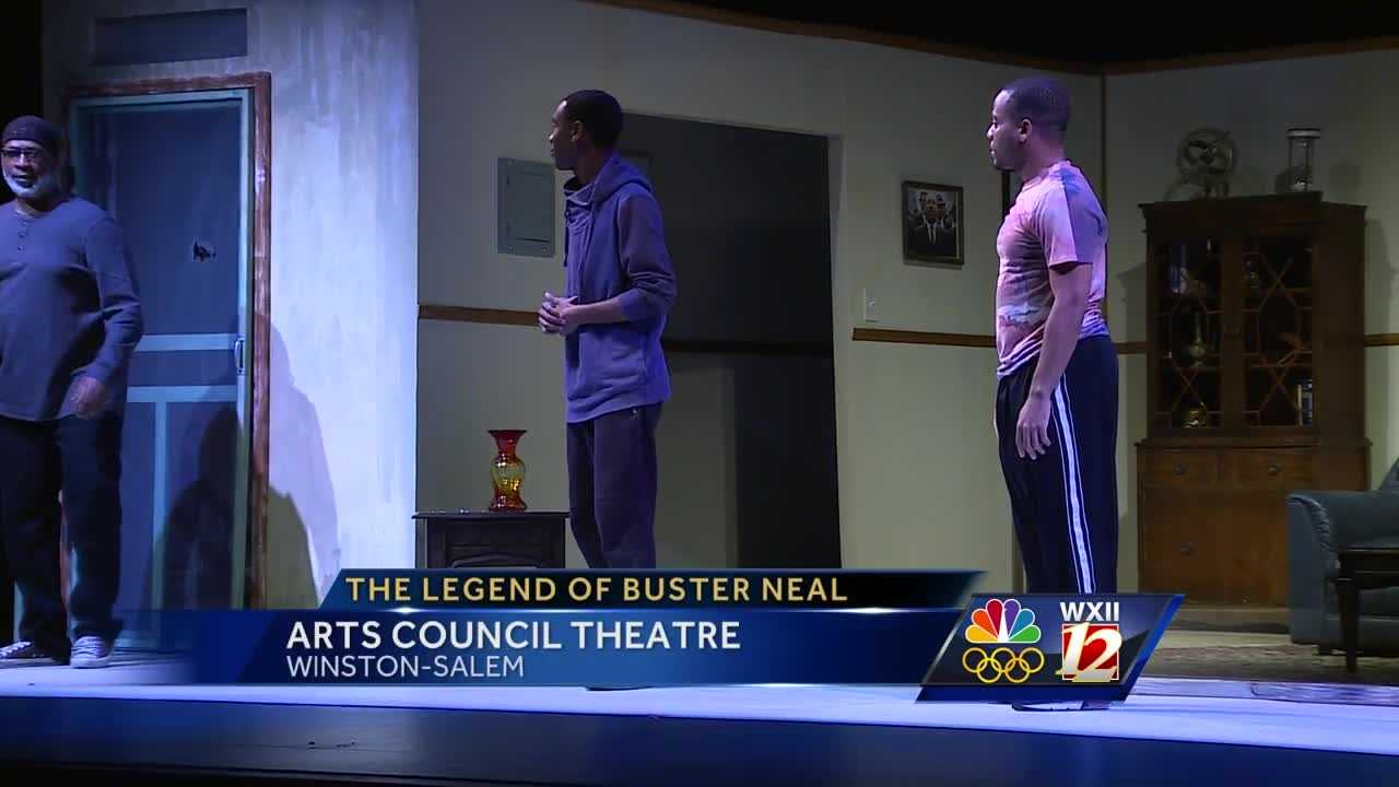 'The Legend of Buster Neal' opens Thursday night in Winston-Salem