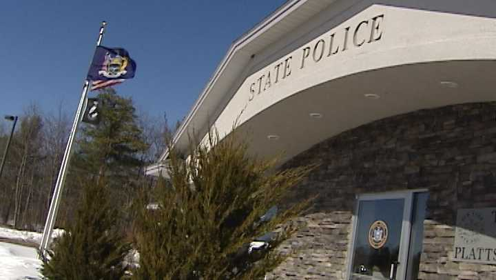 New York State Police celebrate 100 years of service.