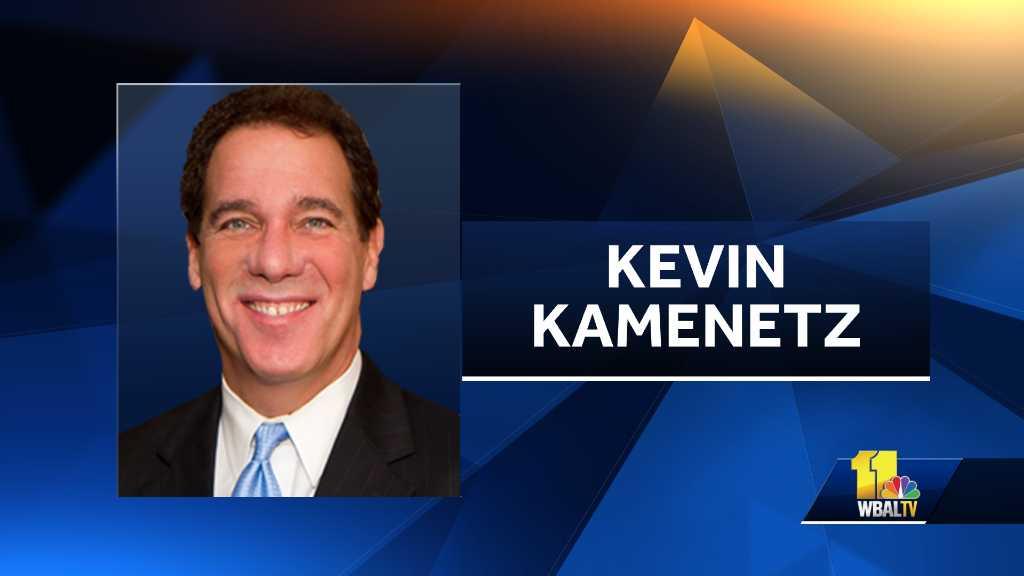 Baltimore County Executive Kevin Kamanetz