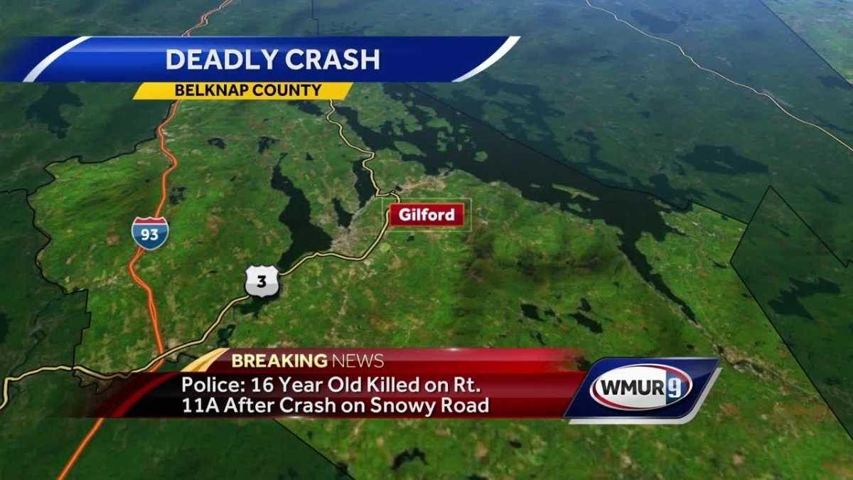 Gilford crash