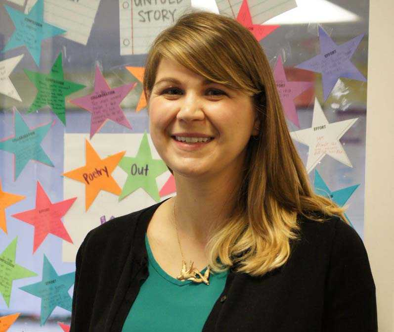 MA  charter school teacher is Teacher of the Year