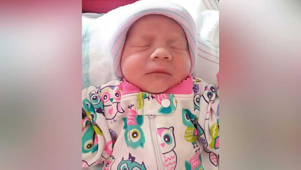 File photo of Caliyah McNabb
