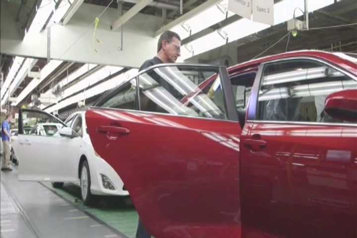 Toyota Announces 1 33 Billion Investment In Kentucky Plant