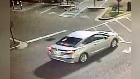 Stolen Toyota Camry