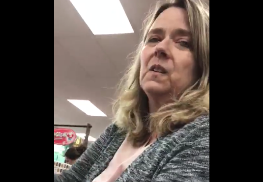 Woman caught on video harassing Muslim woman at Trader Joe's