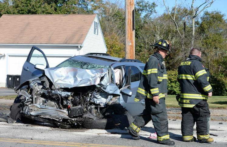 Brockton crash kills Whitman police officer's mother