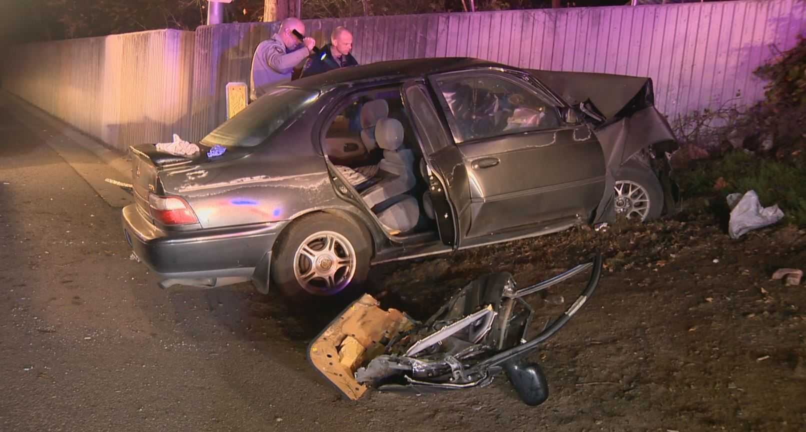 CHP: Sacramento driver charged with DUI in deadly crash - Sacramento