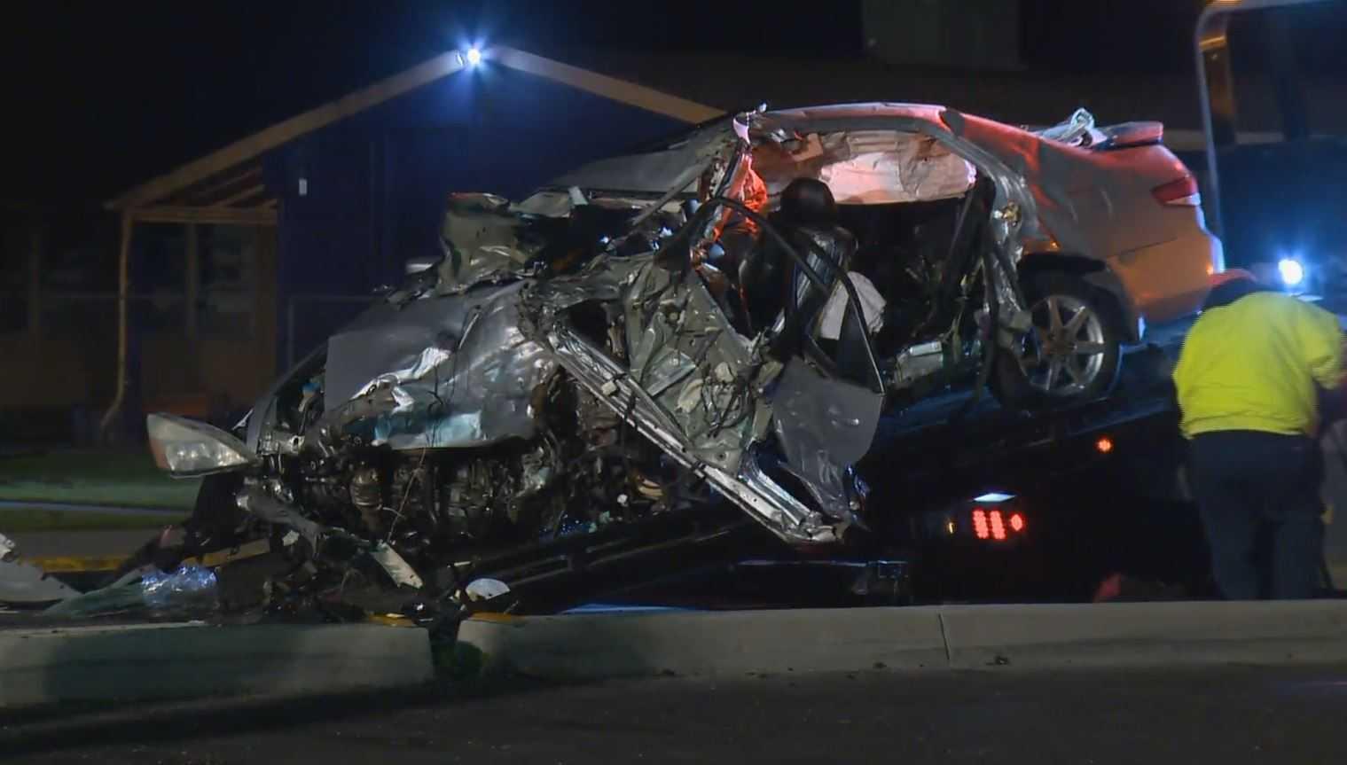 2 drivers killed in head-on crash in Ceres - Modesto news - NewsLocker
