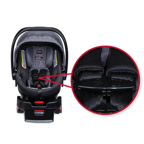 Britax recalls infant car seats that may pose choking hazards to children