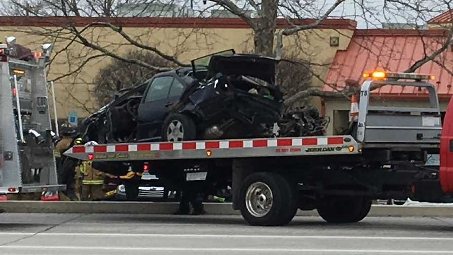Crash Closes Part Of Carlisle Pike In Mechanicsburg
