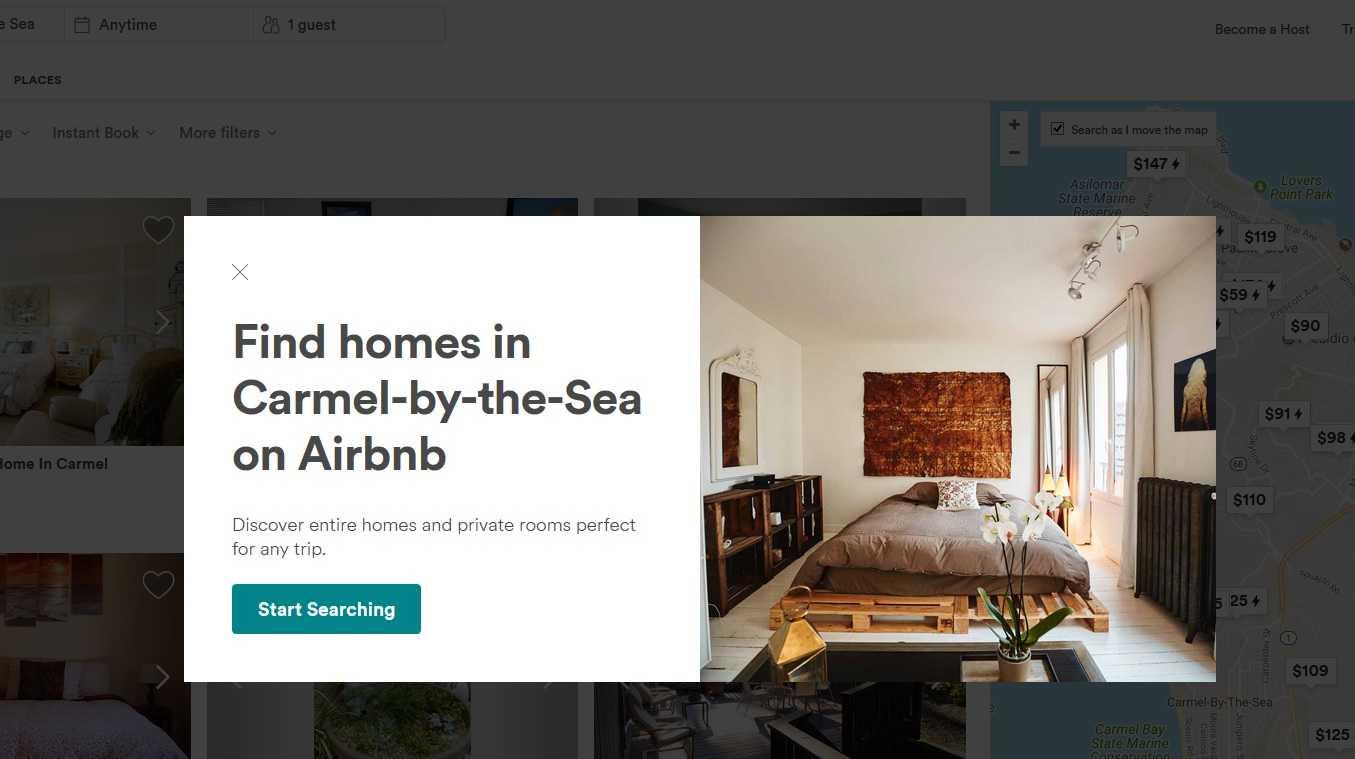carmel airbnb