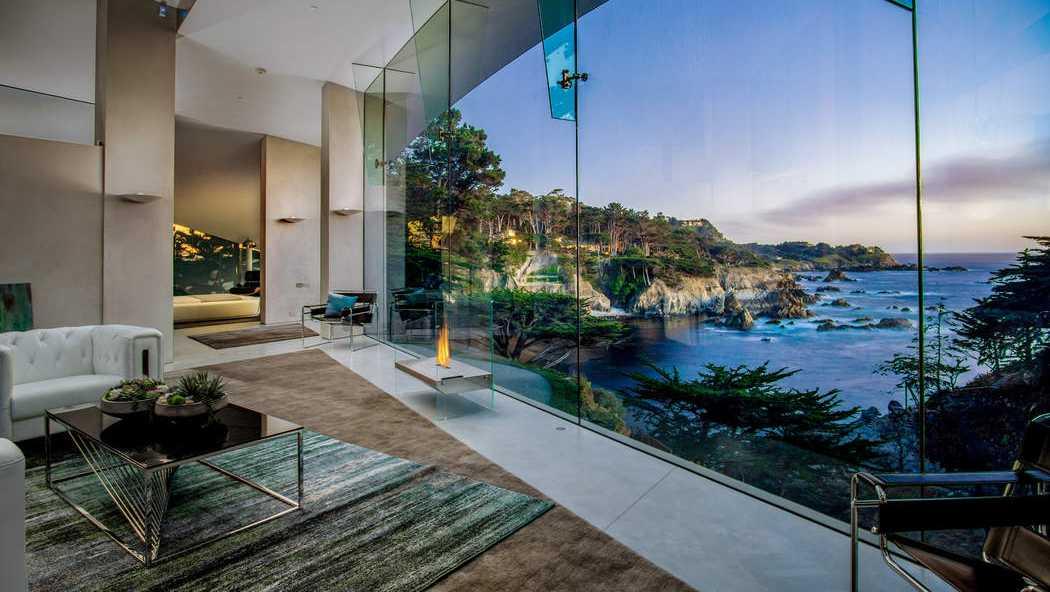 Carmel Highlands home